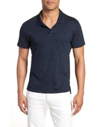 Todd Snyder - Regular Fit Polo - Lyst