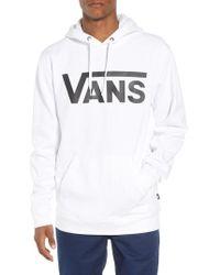 Vans - Classic Logo Pullover Hoodie - Lyst