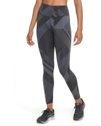 Brooks - Formation Crop Leggings - Lyst