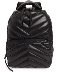 Mackage - Idra Quilted Nylon Backpack - Lyst