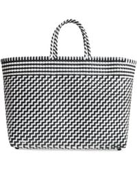 Truss - Large Woven Tote - - Lyst