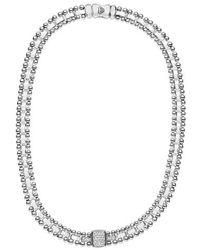 Lagos - Caviar Spark Diamond Collar Necklace - Lyst