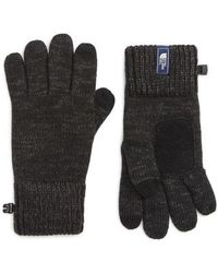 The North Face - Etip Salty Dog Knit Tech Gloves - Lyst