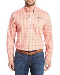 Cutter & Buck - League Denver Broncos Regular Fit Shirt - Lyst