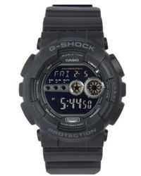 G-Shock - G-shock 'super Luminosity' Digital Watch - Lyst