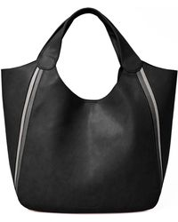 Urban Originals - Viva Vegan Leather Tote With Removable Zip Pouch - Lyst