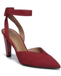 Sarto - Santi Ankle Strap Pump - Lyst