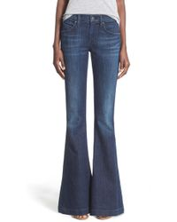 Agolde - Madison Flare Jeans - Lyst