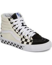 Vans   'sk8-hi' Sneaker   Lyst