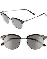 Ferragamo - Double Gancio 52mm Polarized Sunglasses - Lyst