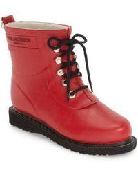 Ilse Jacobsen - Hornbaek 'rub' Boot - Lyst