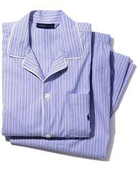 Polo Ralph Lauren - Pajama Top - Lyst
