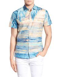 Tori Richard - Perfect Day Trim Fit Sport Shirt - Lyst