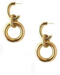 Laura Lombardi - Tira Earrings - Lyst