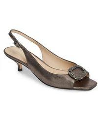 Pelle Moda - Fresca Slingback Sandal - Lyst