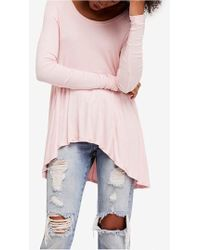 Free People - We The Free By January Tee - Lyst