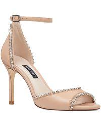 Nine West - Jellint Ankle Strap Sandal - Lyst