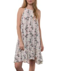 O'neill Sportswear - Jenelle Halter Dress - Lyst