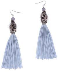 Nakamol - Tassel Earrings - Lyst