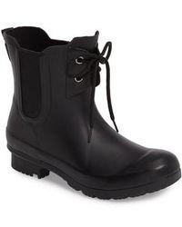 Roma - Waterproof Chelsea Rain Boot - Lyst