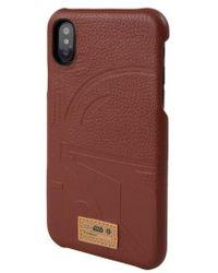 Hex - Boba Fett Iphone X Case - Burgundy - Lyst