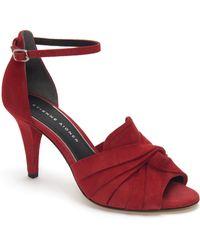 3ee0c2ddd32 Etienne Aigner - Sahari Ankle Strap Sandal - Lyst