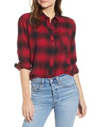 Rails - Hunter Plaid Shirt - Lyst