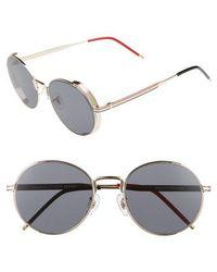 Privé Revaux - The Riviera Round Sunglasses - Lyst