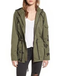 Maralyn & Me - Embroidered Jacket - Lyst