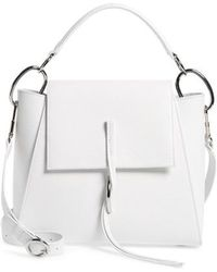 3.1 Phillip Lim - Leigh Top Handle Leather Satchel - - Lyst