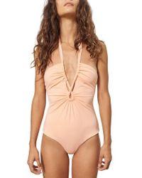 Mara Hoffman - Aya One-piece Swimsuit - Lyst