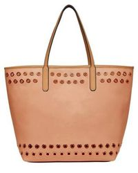Urban Originals - Wonderland Faux Leather Tote & Shoulder Bag - Lyst