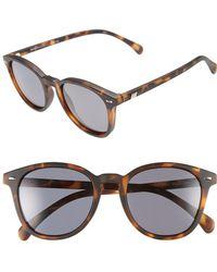 Le Specs - 'bandwagon' 51mm Polarized Sunglasses - - Lyst