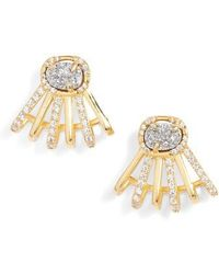 Melinda Maria - James Earrings - Lyst