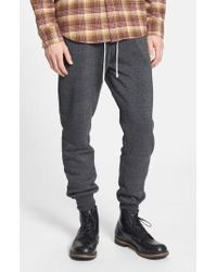 Alternative Apparel - 'dodgeball' Eco Fleece Sweatpants - Lyst