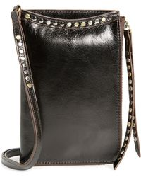 Hobo - Moxie Leather Crossbody Bag - Lyst