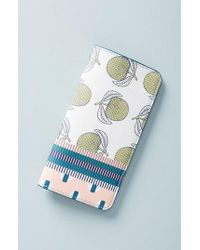 Anthropologie - X Suno Travel Wallet - - Lyst