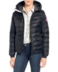 Canada Goose - Camp Hooded Down Jacket - Lyst