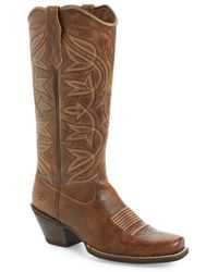 Ariat - Sheridan Western Boot - Lyst