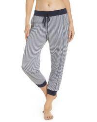 Splendid - Crop Pajama Pants - Lyst