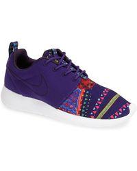 652d6c0ce5de Lyst - Nike Roshe Two Fresh Mint cool Grey white Running Shoe 6 ...