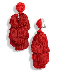 Sachin & Babi - Noir Cha Cha Earrings - Lyst