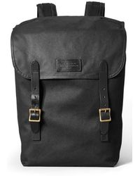 Filson - 'ranger' Canvas Backpack - Lyst