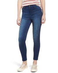 1822 Denim - Butter High Waist Skinny Ankle Jeans - Lyst