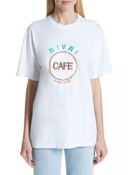 Vetements - Miami Save The Planet Tee - Lyst