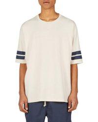 Zanerobe - Quarterback Rugger T-shirt - Lyst