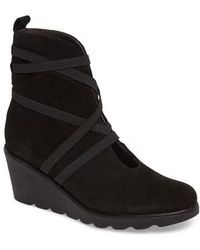 Toni Pons | Blanca Wedge Boot | Lyst
