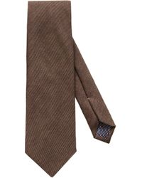 Eton of Sweden - Solid Wool Blend Tie - Lyst