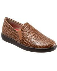 Trotters - 'Americana' Slip-on Sneaker - Lyst