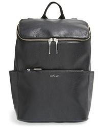 Matt & Nat - 'brave' Faux Leather Backpack - - Lyst